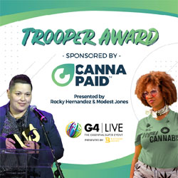 trooper award sponsored by canna paid